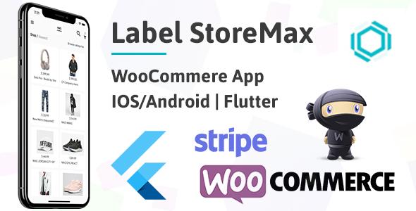 Label StoreMax Flutter documentation